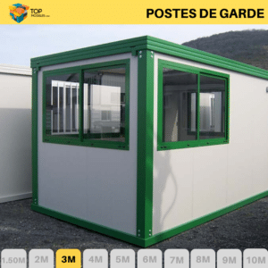 bungalows-poste-de-garde-top-modules-billetterie-vert